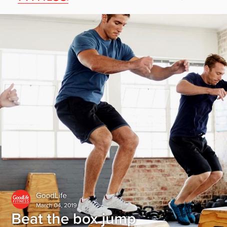 Beat the Box Jump