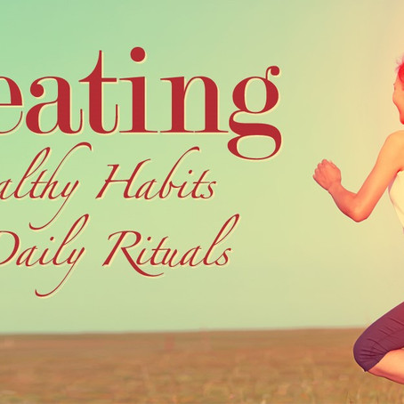 5 Steps for Creating Healthy Habits