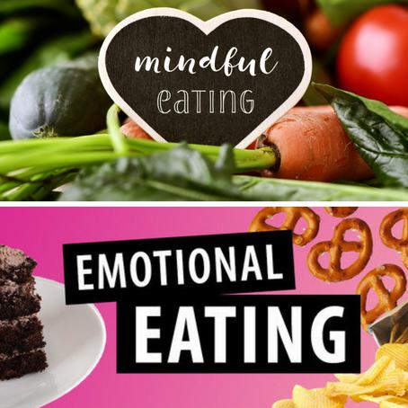Mindful vs Emotional Eating