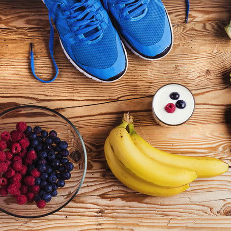 Food as Fuel - Before, During and After Workouts