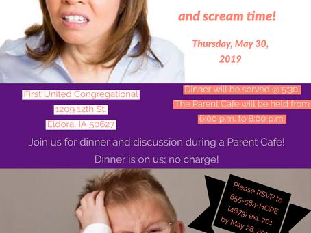 Hardin County Parent Cafe