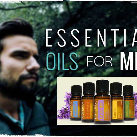 Lunch & Learn for June.... doTERRA and Men👨!