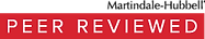 Sylvia_Ho_Martindale-Hubbell Peer Reviewed.png