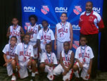 2012 AAU Nationals