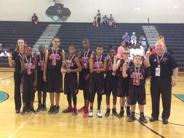 2014 AAU National Champions