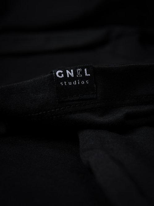 Camiseta JUST IN CASE Hombre - Negra