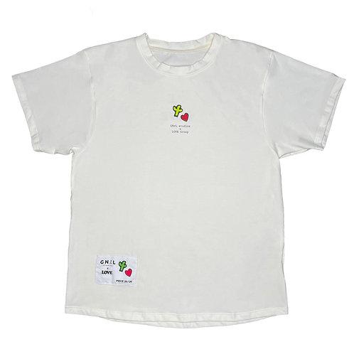Camiseta LOVE x GNrL