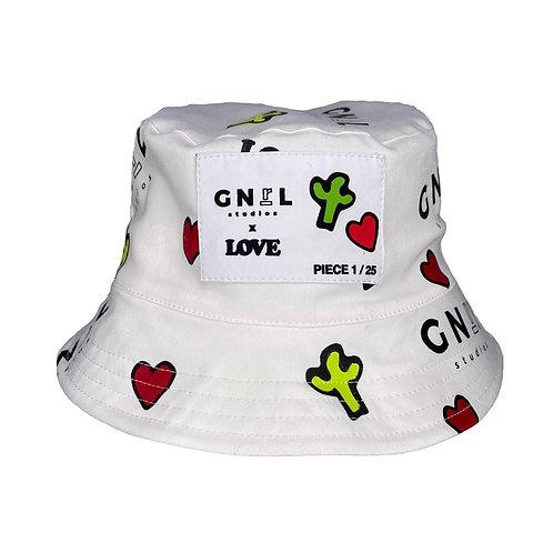 Bucket Hat LOVE x GNrL
