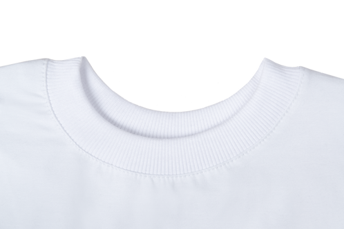 Camiseta JUST IN CASE Hombre - Blanca