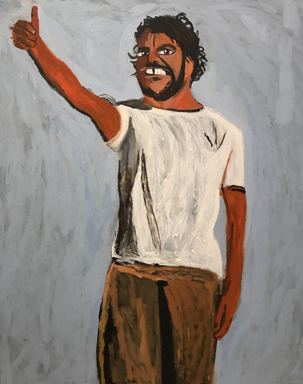 Vincent Namatjira