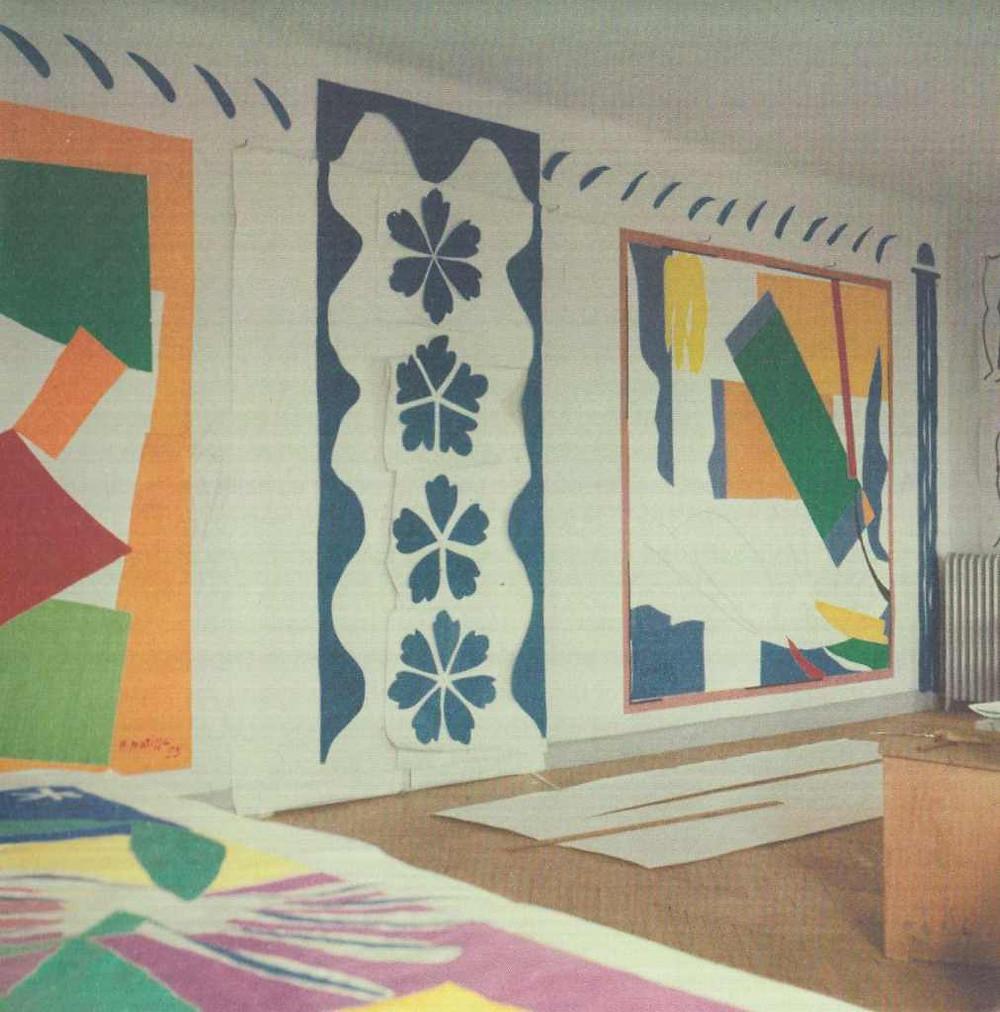 Lydia Delectorskaya, Hôtel Régina, Nice, c. 1953. Courtesy Henri Matisse Archives