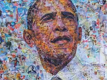 Is Obama the most inspiring President for artists?