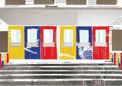 School on Bergstrasse by Ray Monde