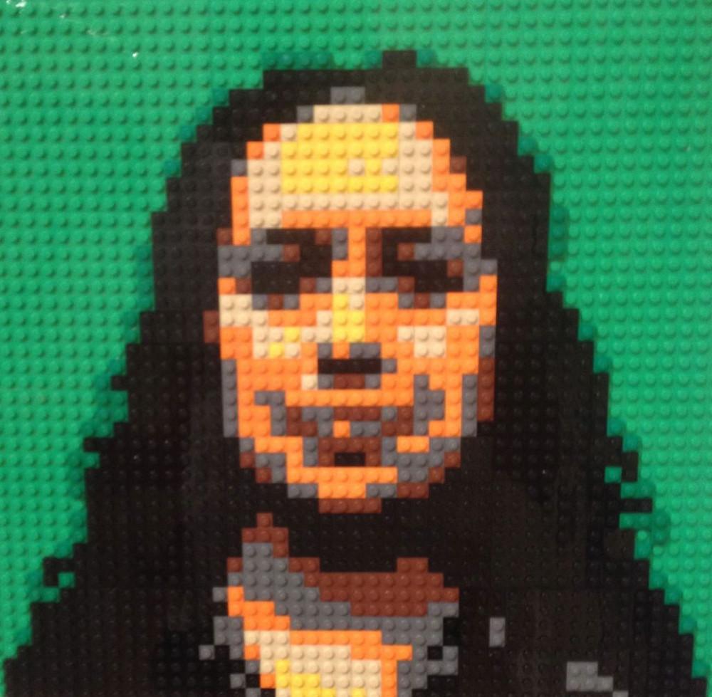 Ana, David Bullock, Lego, 2014