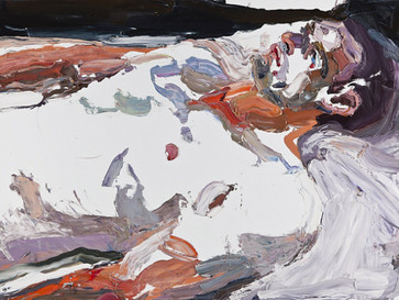 Why you want to bite into Ben Quilty's work,  just mind the nipples