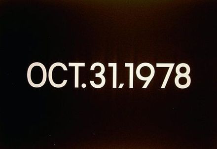 On Kawara Today Series