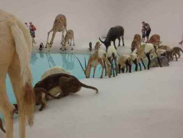 Steep price for monumental works: Cai Guo-Qiang, Falling Back to Earth
