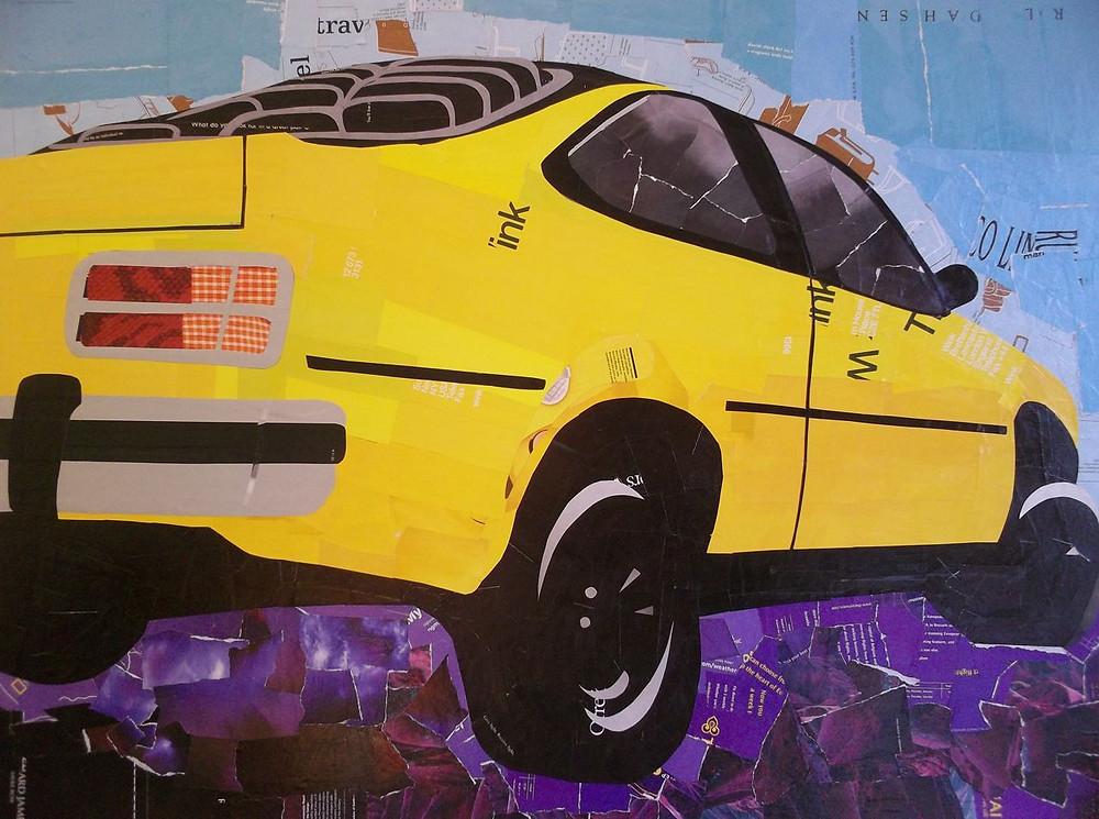 Holden Torana by Ray Monde artist