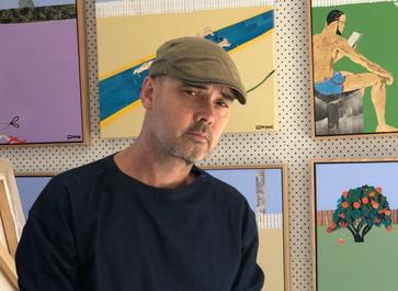 Ray Monde awarded 2020 Veolia Creative Arts Scholarship.
