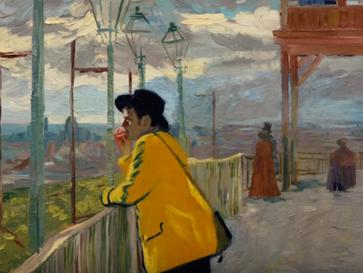 Bringing Vincent Van Gogh back to life