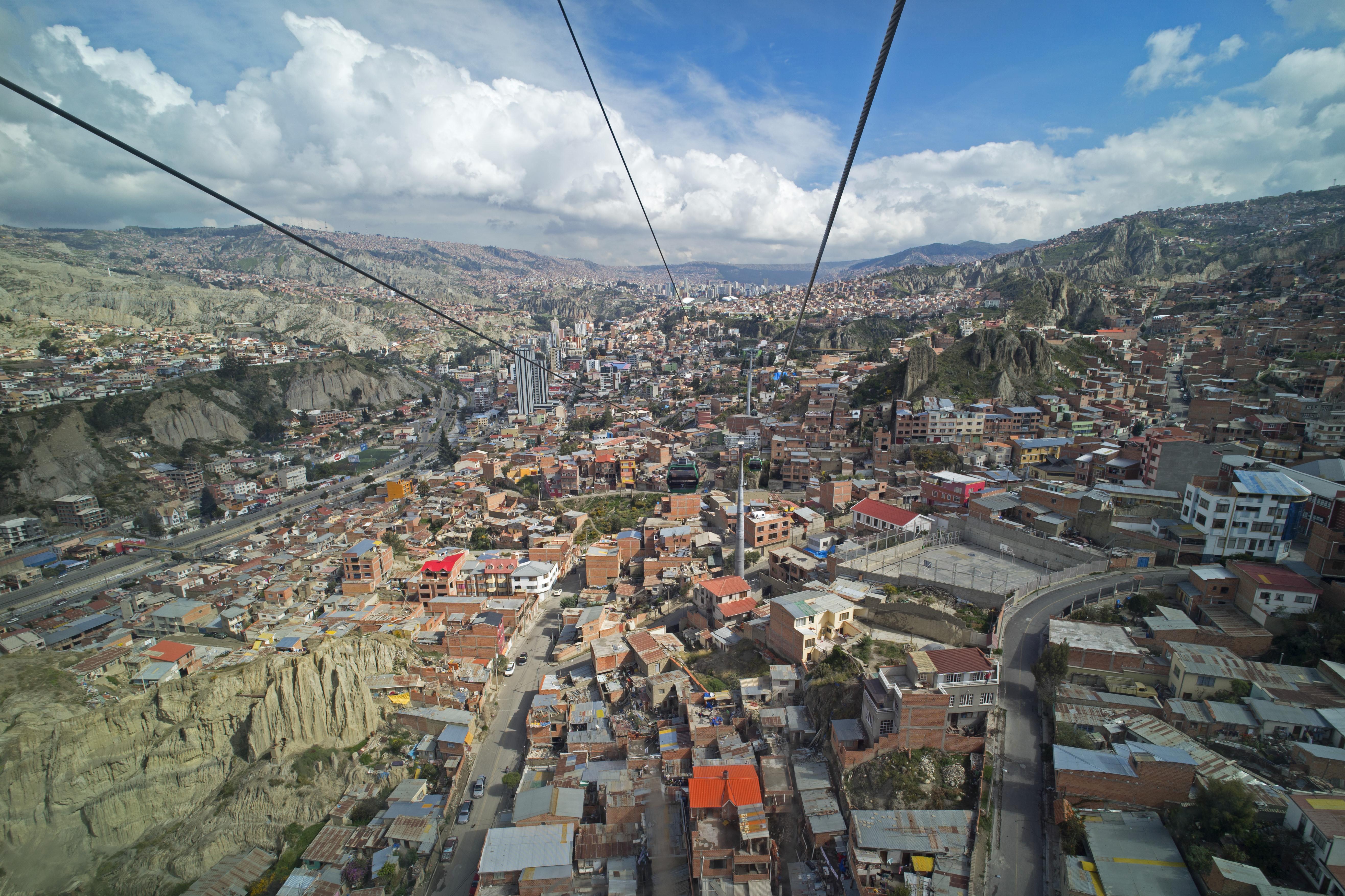 La Paz Teleferico_2