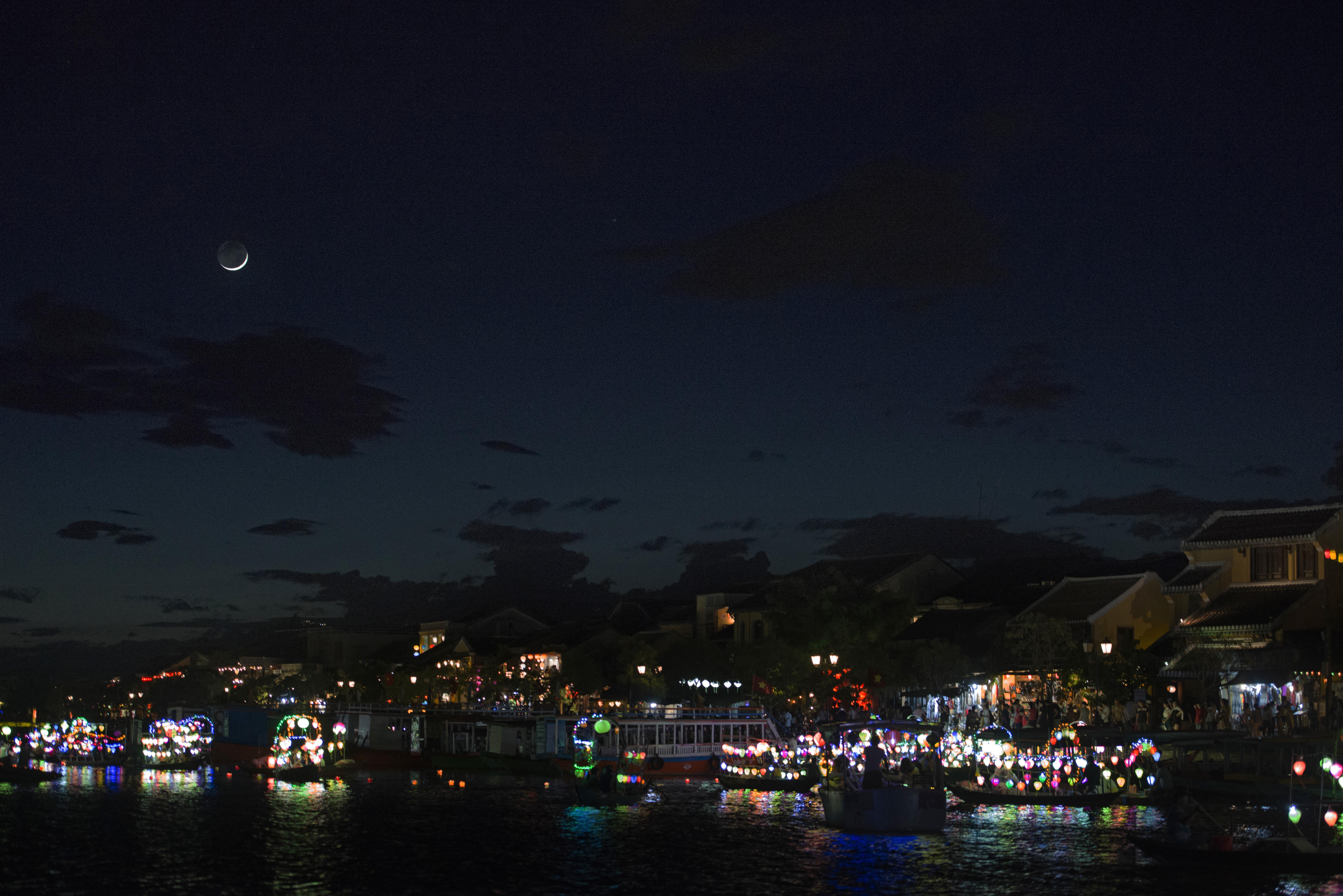Hoi An Night Sky