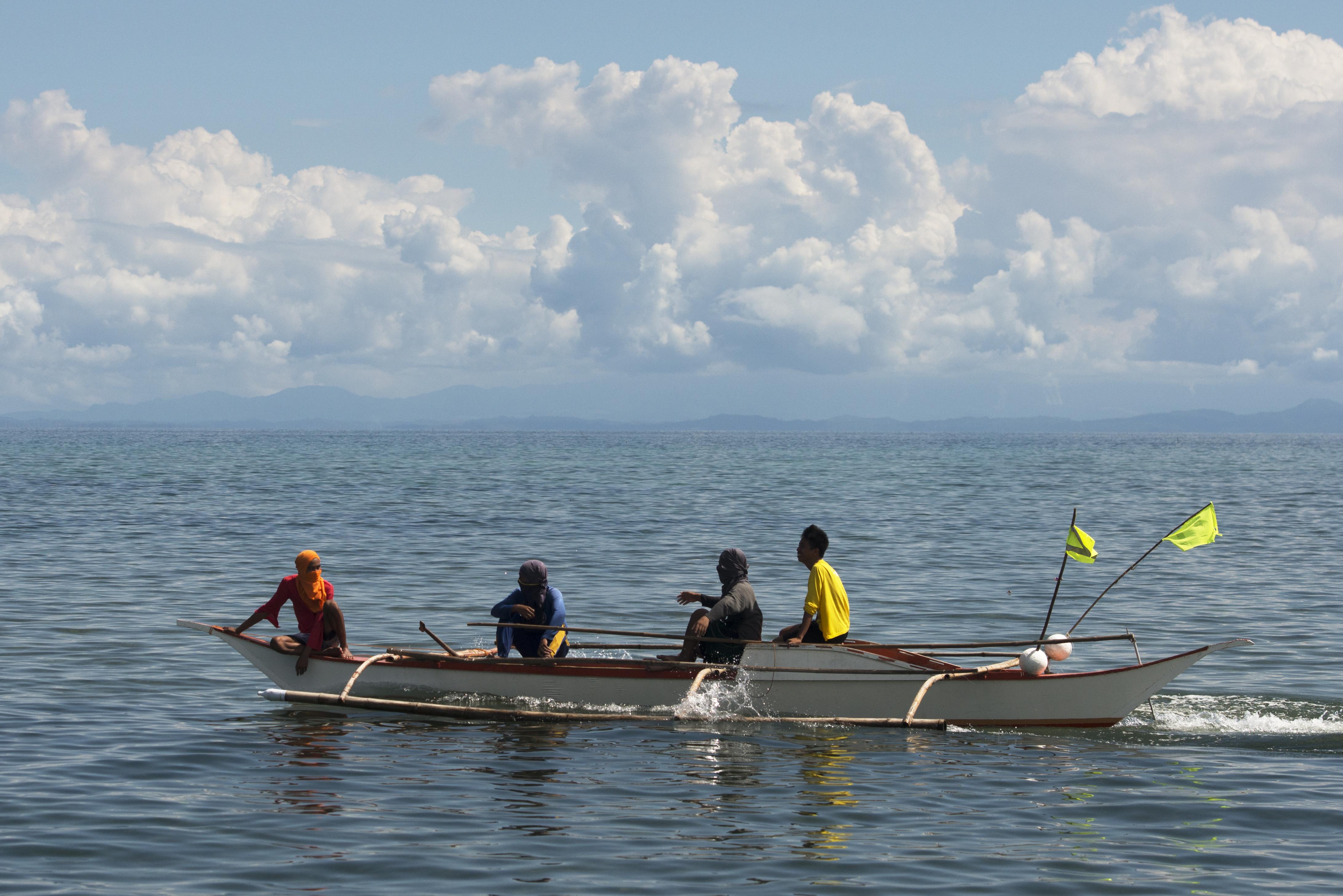 Cebu Fishermen
