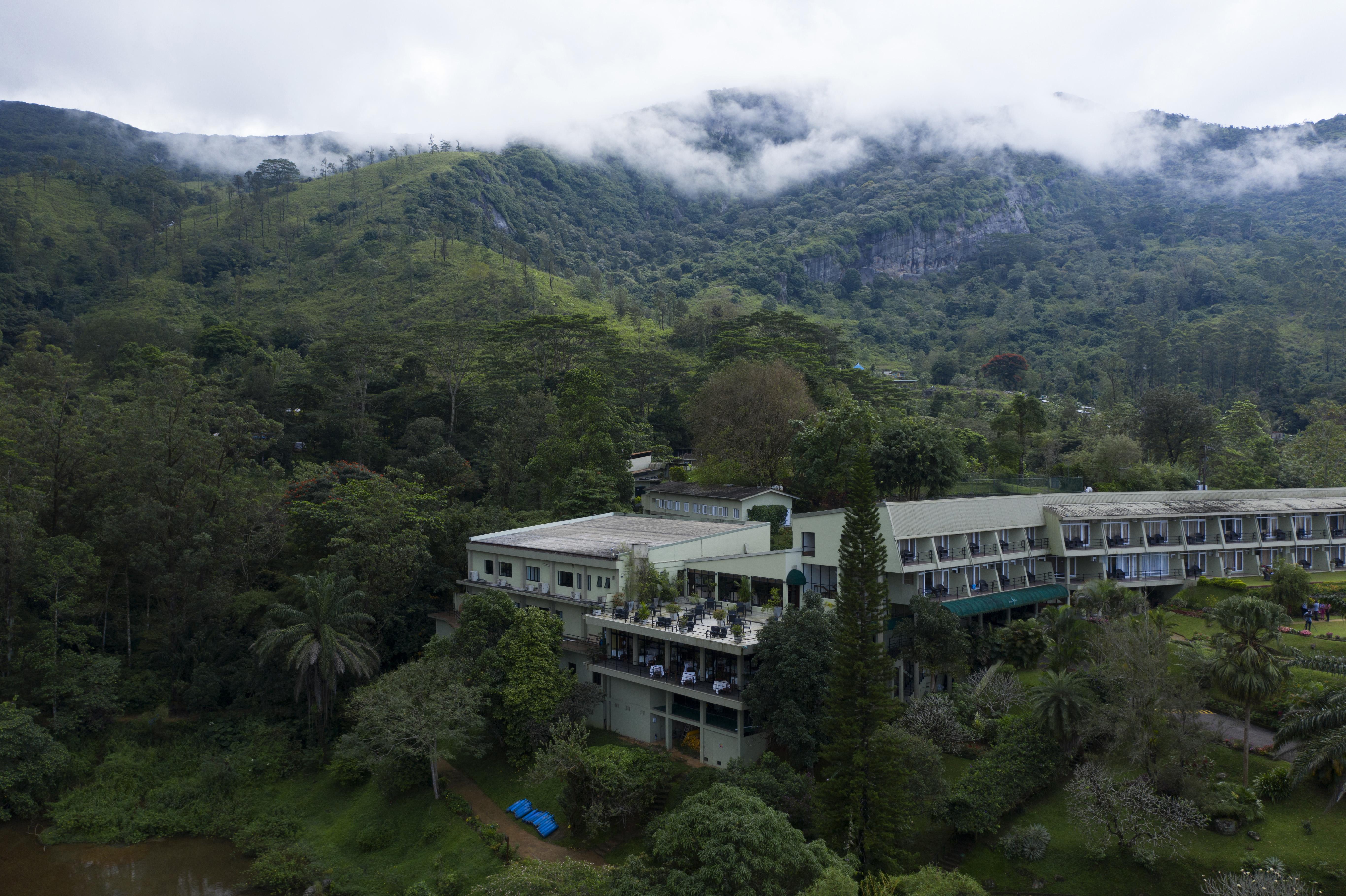 Amaya Hunas Falls Hotel