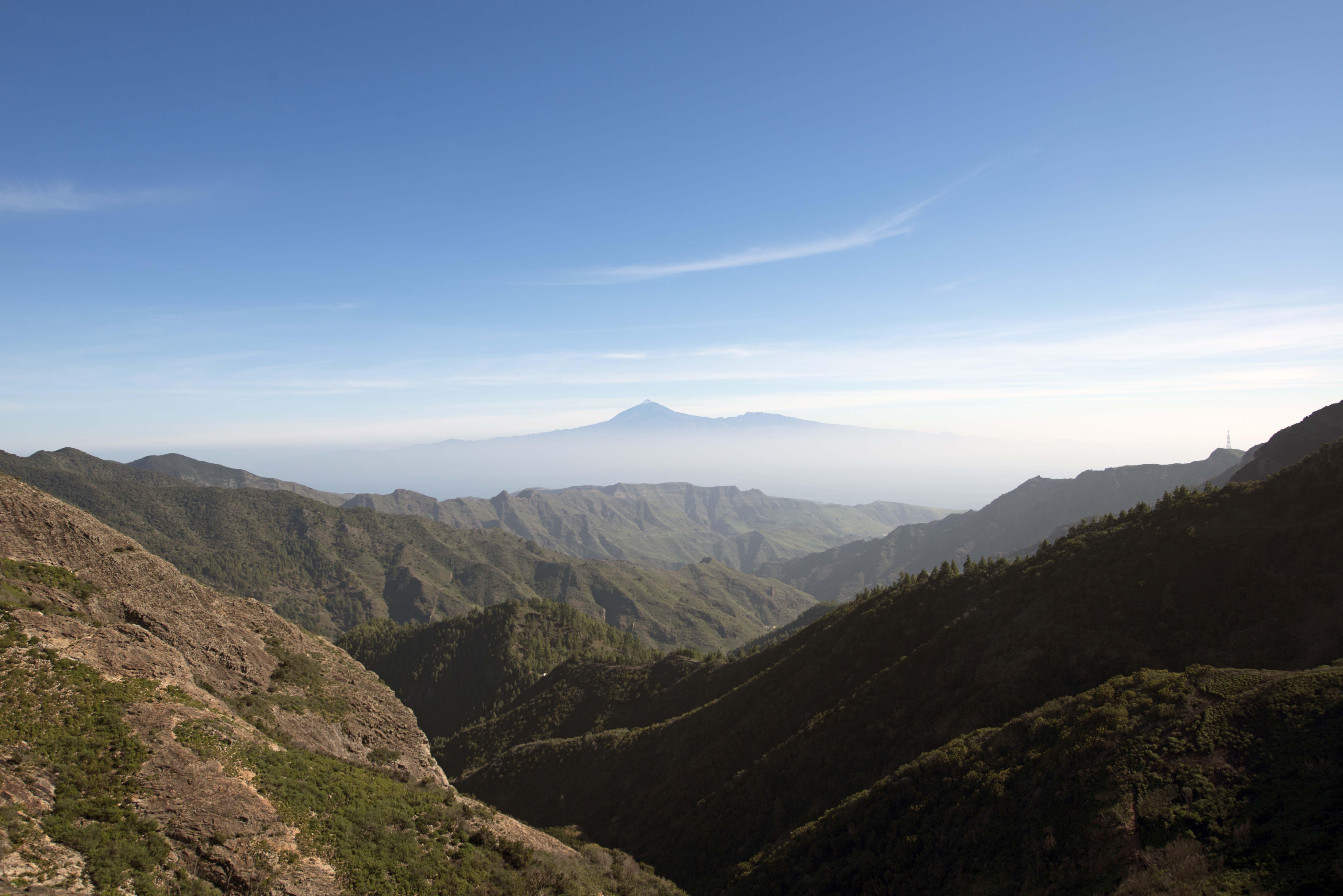 LaGomera_View_Teide_Tenerife_2