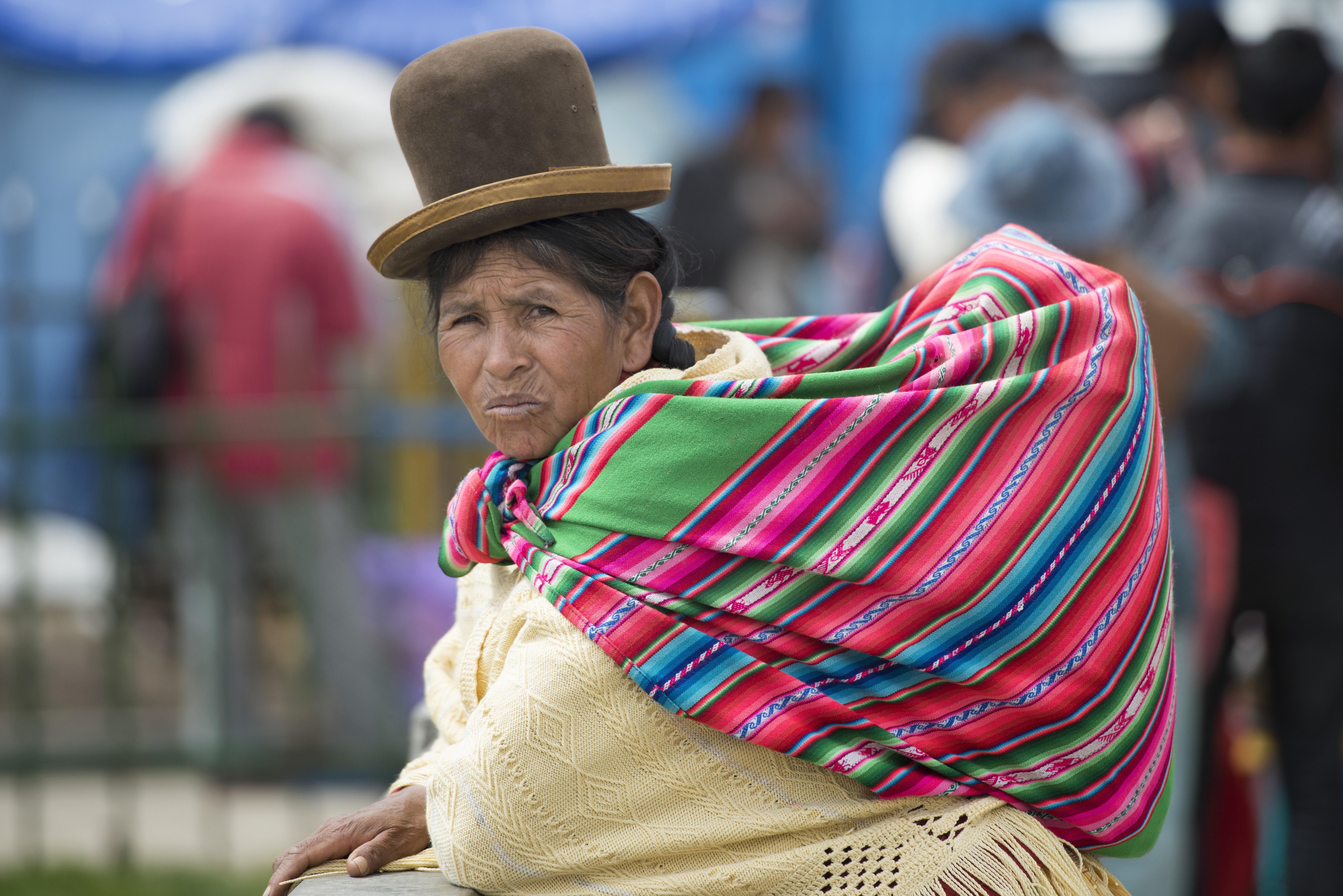 El Alto Cholita_1