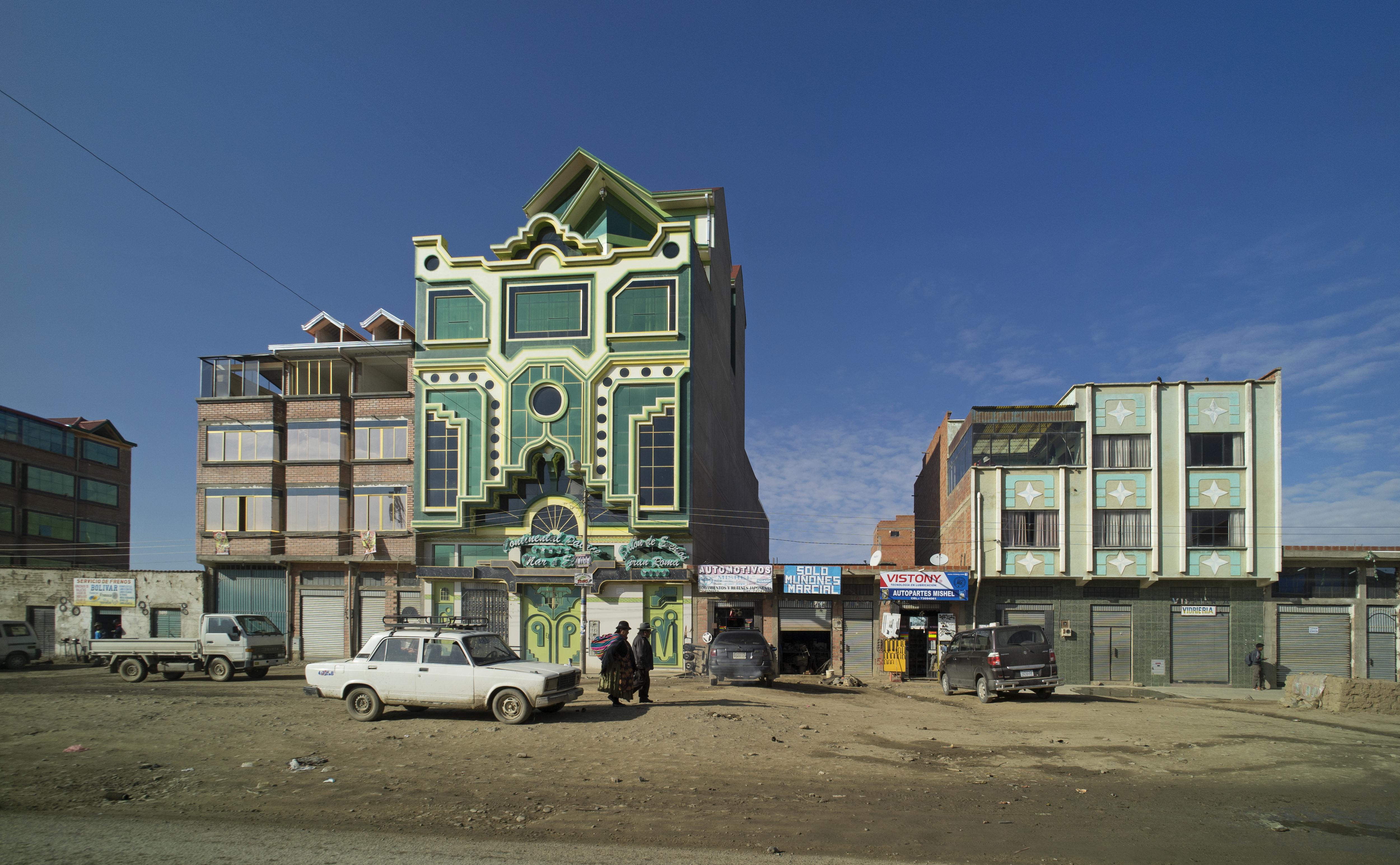Cholet El Alto
