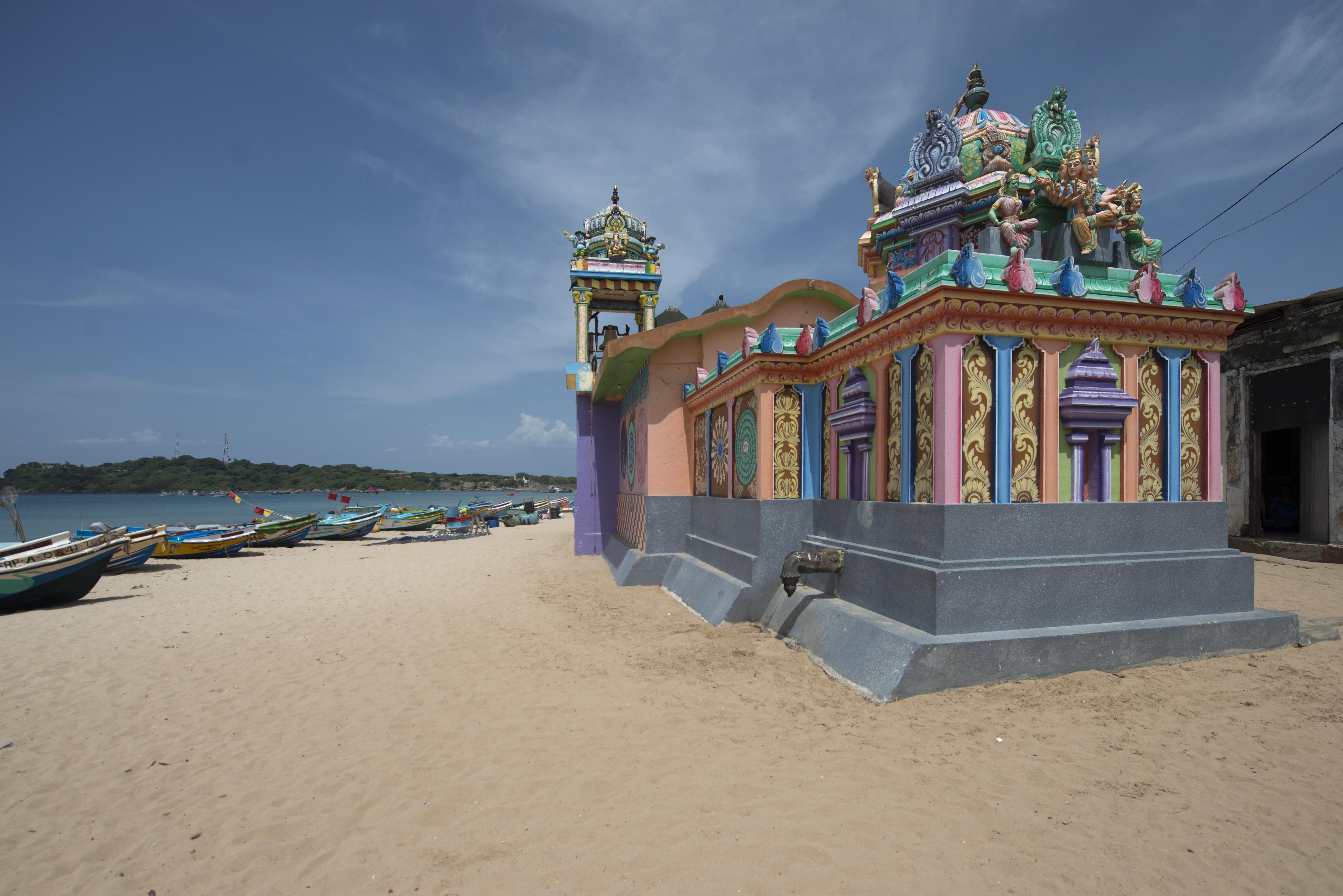 Trincomalee_temple