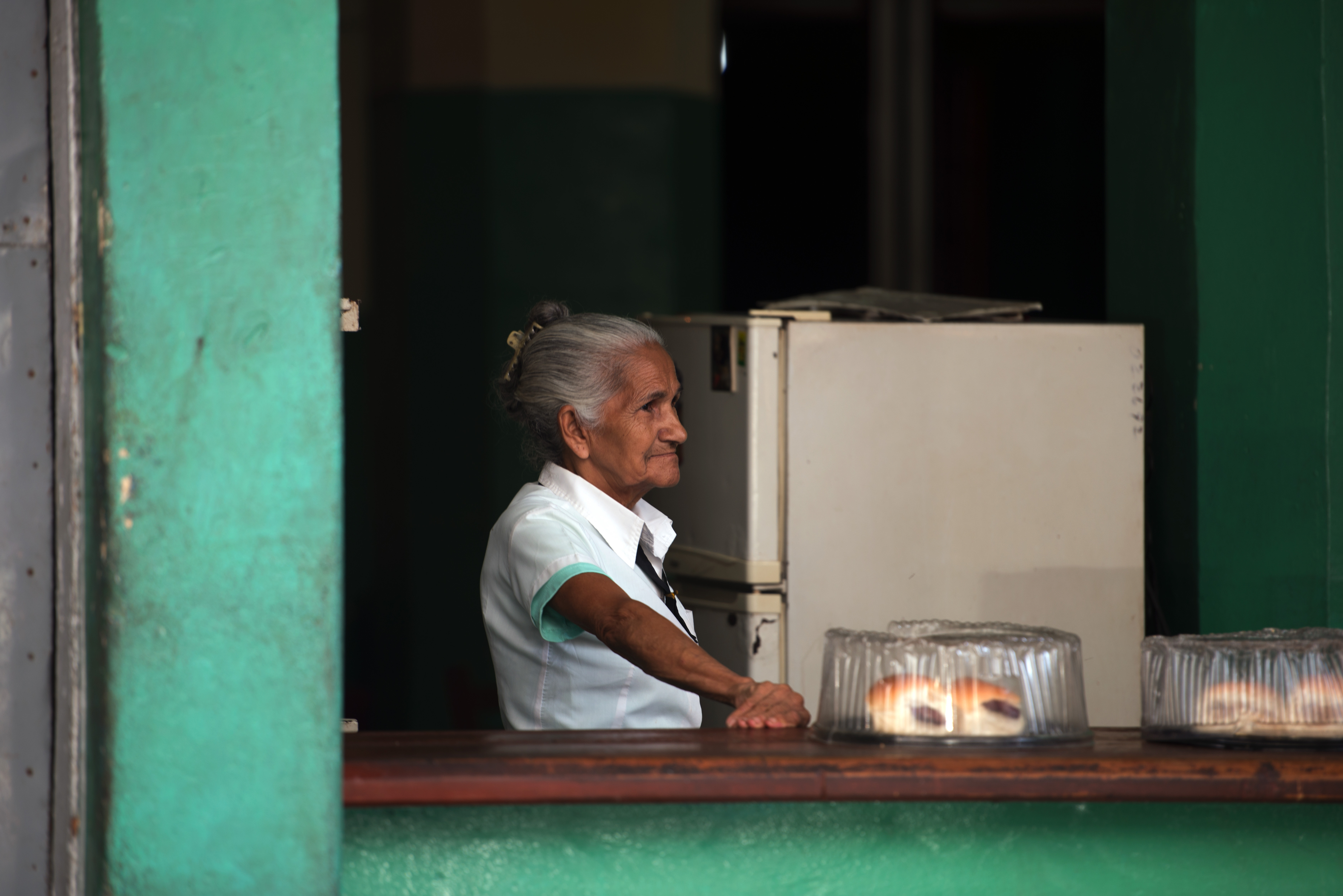 Habana cookie shop