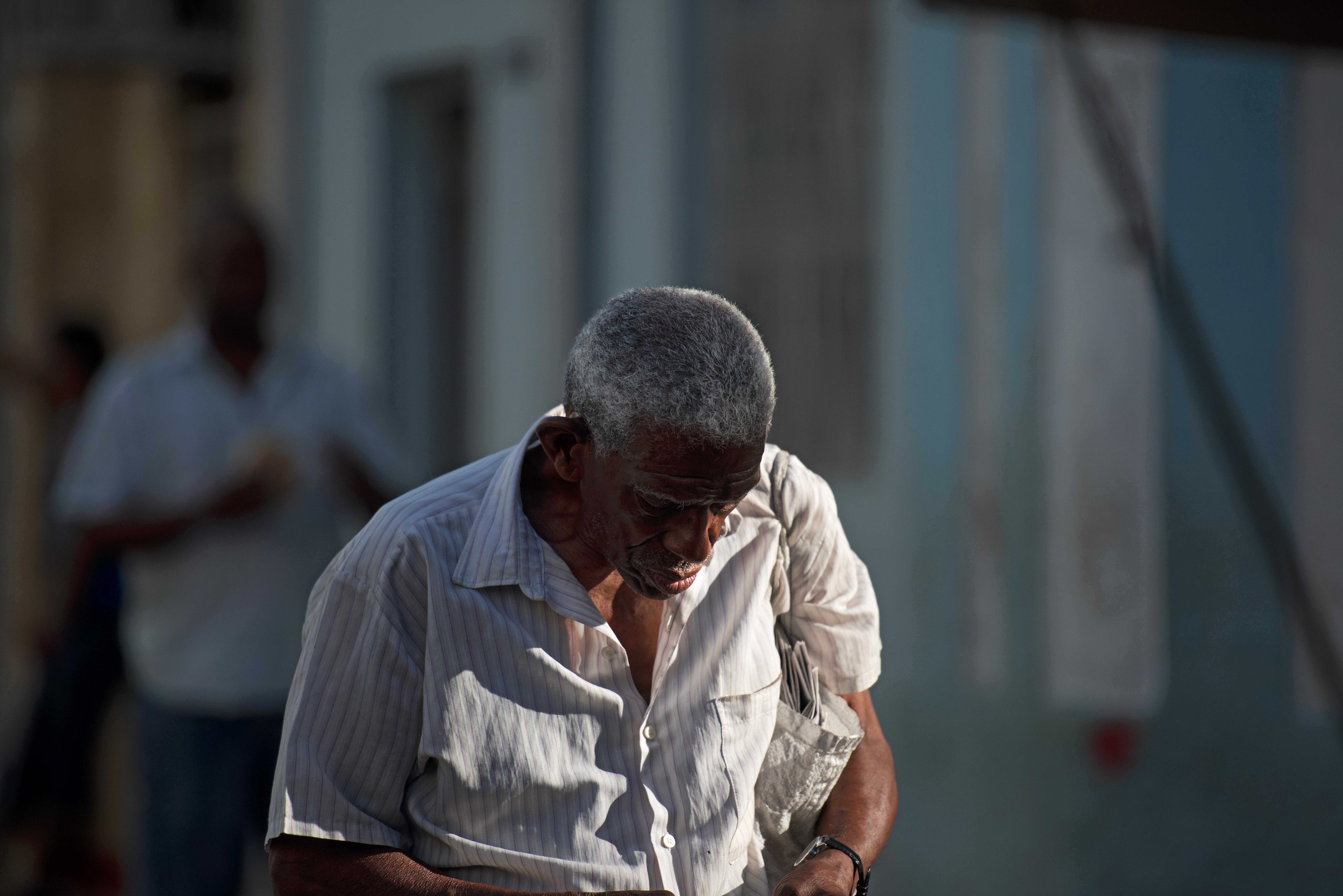 Habana old man