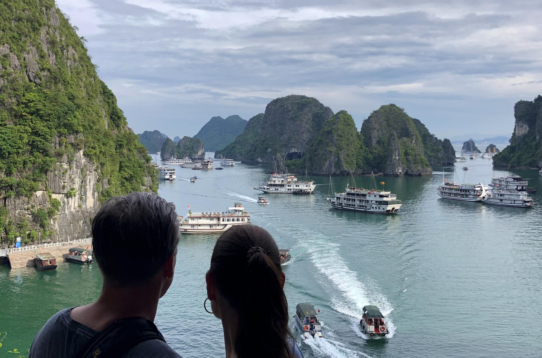 Nina_Claus_Ha Long Bay