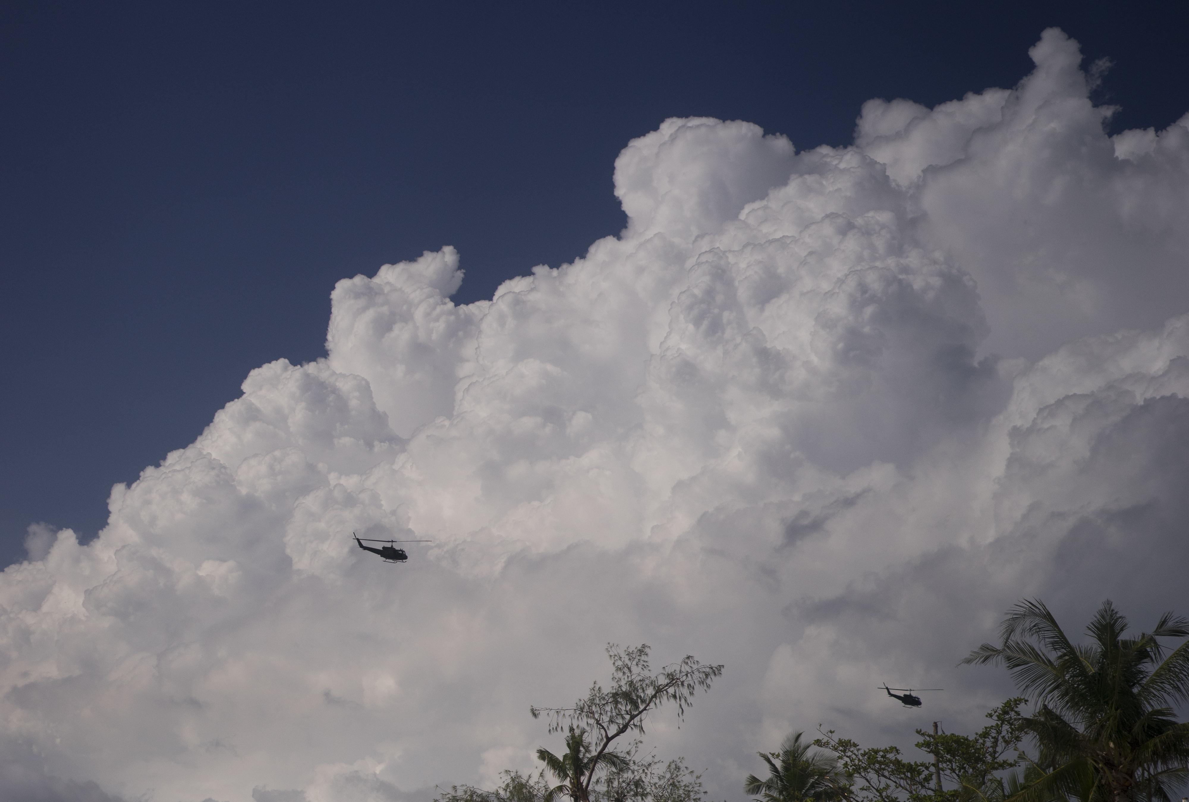 Choppers & Skies
