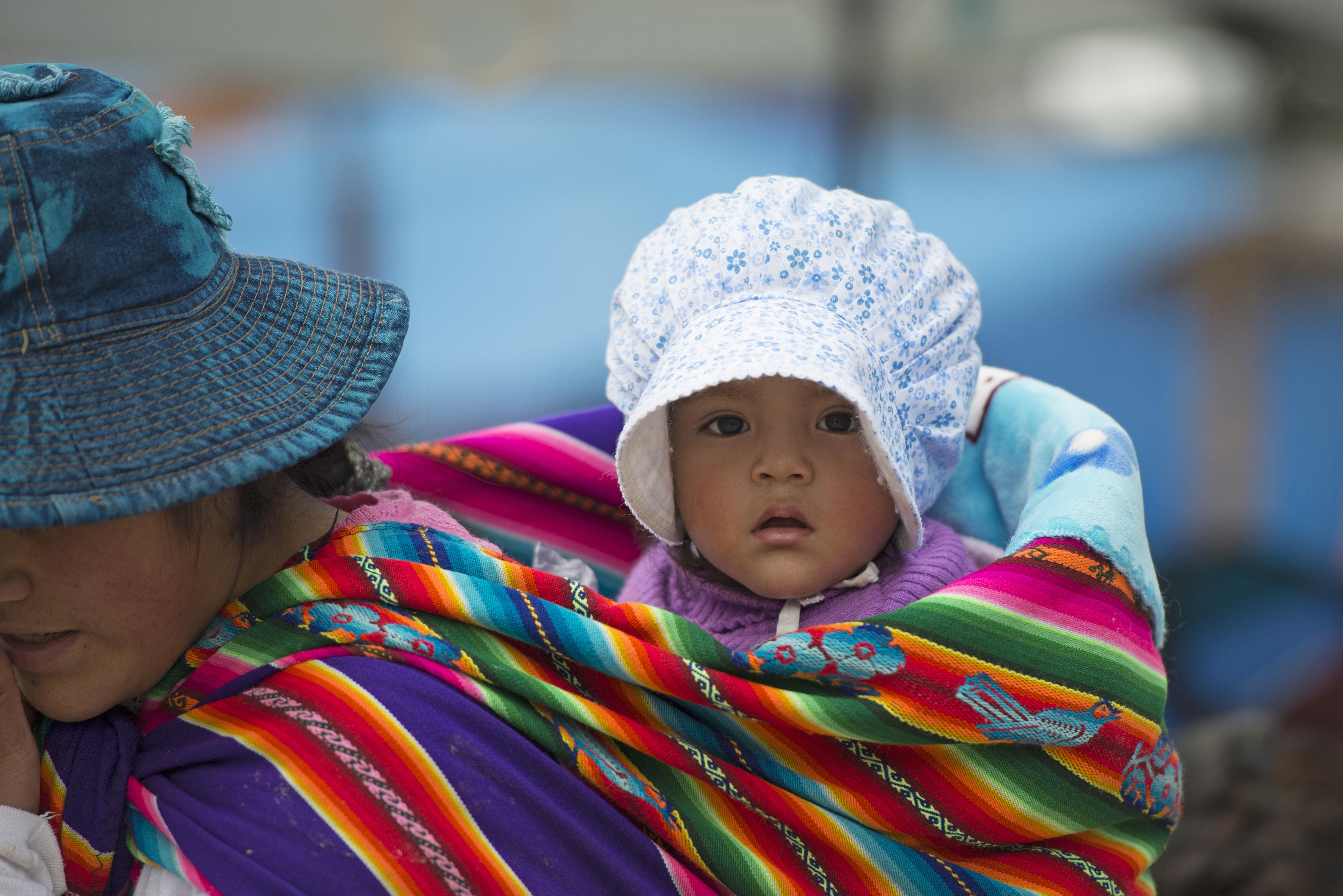La Paz kiddo