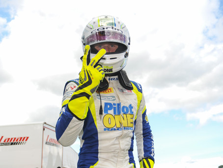 Frederick Makes it a Sunday Double to Steal the Championship Lead & Fastest Lap of the Weekend