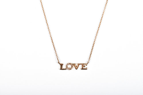 Lucky in Love Necklace