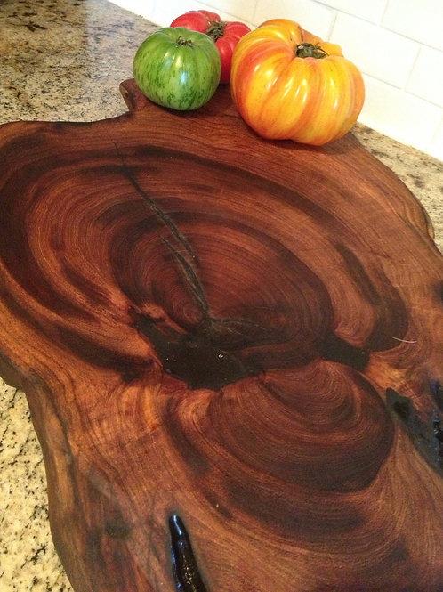 Mesquite Cutting Board (End Grain)