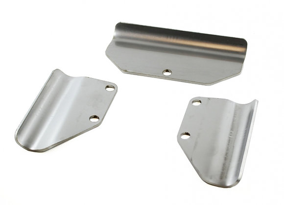 Skid Plates - (chassis protection)