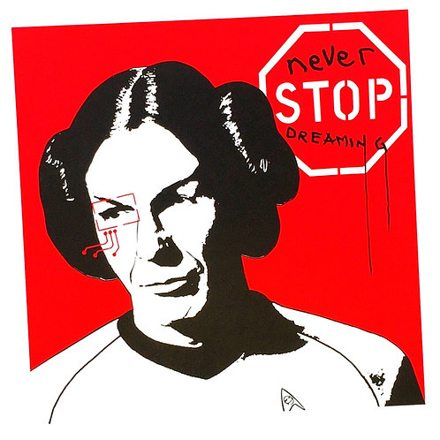 Princess Spock 1.1 (Bright Red)