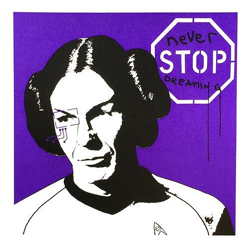 Princess Spock 1.7 (Bright Purple)