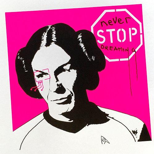 Princess Spock 1.9 (Hot Pink)
