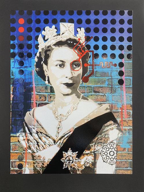 Queen 1.19(A) - BV [black paper variant]