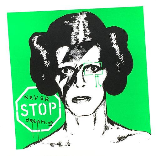 Princess Bowie 1.3 (Bright Green)