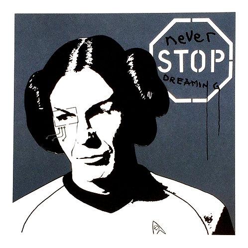 Princess Spock 1.11 (Dark Grey)