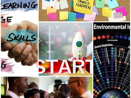 Kenya Sustainable Cities - Designing Successful Environmental Wellness Startups