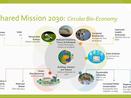 Transdisciplinary Convergence on Circular Bio/Blue-Economy Innovation - Earth Building Materials