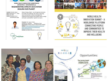 Kenya Sustainable Cities - Social Enterprise and Inclusive Business requires the Reduction of Parano